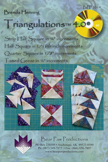 Triangulations CD