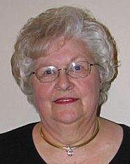 Trudy Wasson, my Mom!